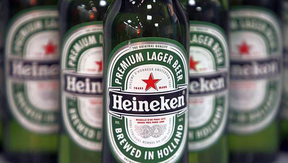 Heineken tiene una participación de solo 0.5% en el mercadocervezas premium en China. (Foto: Reuters)