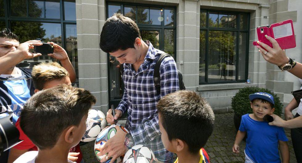 Suárez declaró cinco horas ante el TAS para rebajar su sanción - 10