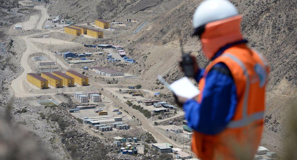Anglo American es la empresa encargada de llevar a cabo el proyecto minero Quellaveco. (Foto: Anglo American)