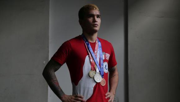 En lo últimos dos años, Young ha tenido ocho peleas profesionales en Tailandia. (Foto: Alonso Chero/El Comercio)