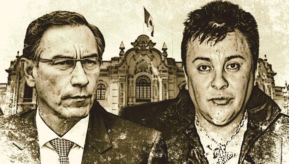 El partido político Contigo (antes Peruanos por el Kambio) responsabiliza al presidente Vizcarra de la presencia de Richard Swing en la campaña de PPK en el 2016. (Foto: El Comercio)