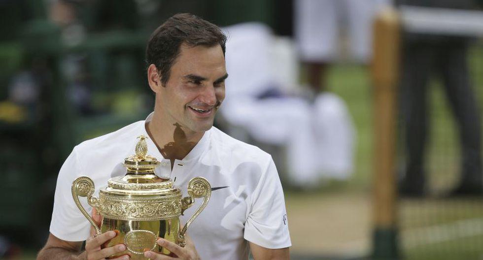 Roger Federer superó sin problemas a Cilic. (Foto: AFP)