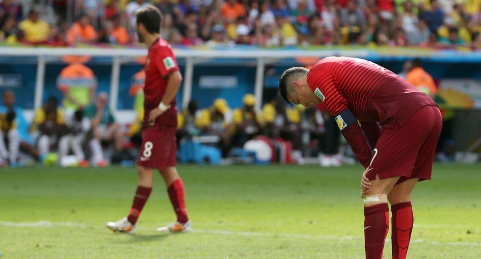 Cristiano Ronaldo: las fotos de Brasil 2014 que no quiere ver - 16