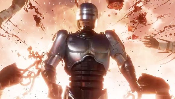 Robocop en Mortal Kombat 11. (Captura de pantalla)