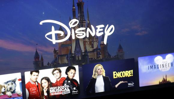 Aquí te dejamos la lista de estrenos de mayo en Disney Plus. (Foto: AP/ Steven Senne)