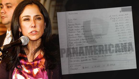 Nadine Heredia: lo que debes saber de sus supuestas agendas