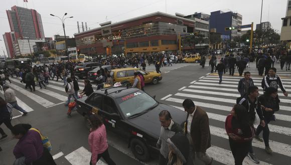 Se trata de la novena edición del concurso para reflejar la cultura vial en Lima. Reflejará las buenas y malas prácticas en el transporte. (Foto: El Comercio)