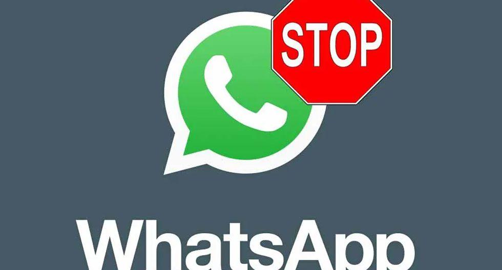 ¿Te pueden suspender tu cuenta de WhatsApp? Conoce cuáles son los motivos en este artículo. (Foto: Captura)