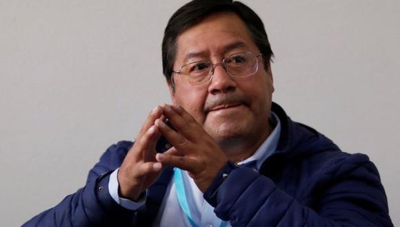 Luis Arce se perfila hasta este martes como el próximo presidente de Bolivia. (Reuters).