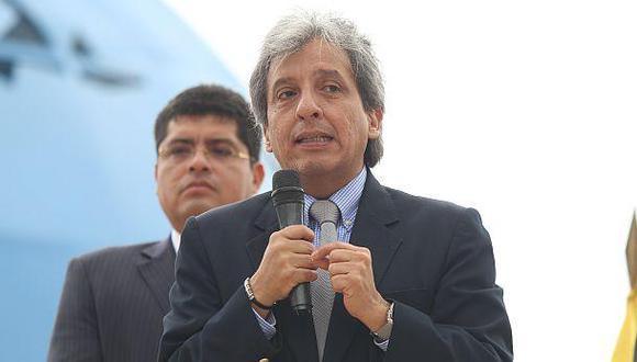 Manuel Pulgar Vidal sostiene que el estilo de los actuales ministros debe cambiar y que las acusaciones contra el gobierno de Humala no tienen sustento. (Foto: El Comercio)