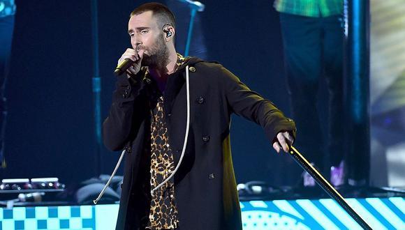El vocalista y líder de Maroon 5, Adam Levine, respondió a las críticas por su show durante el Super Bowl. (Foto: AFP)
