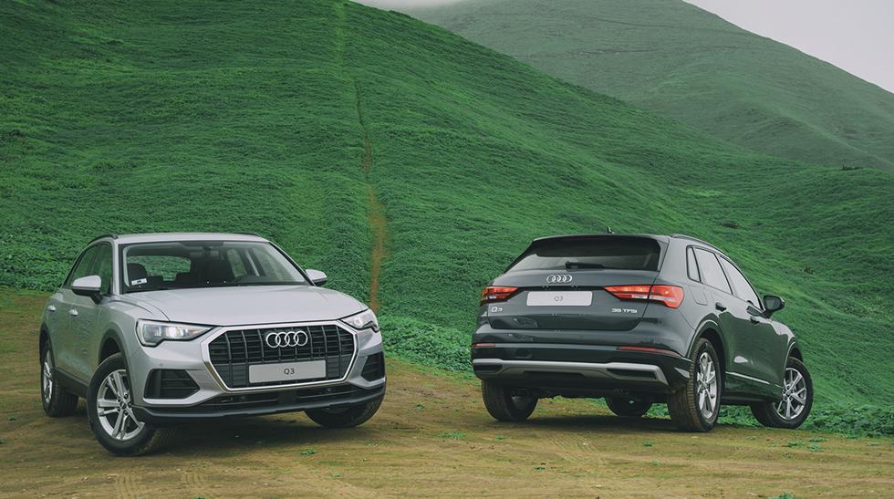 El nuevo Audi Q3 llega al Perú con en tres versiones distintas con un precio de entrada de US$ 49.990. (Fotos: Audi).