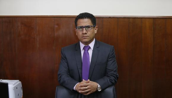 Amado Enco renunció a la Procuraduría Anticorrupción, cargo al que fue nombrado en el 2016 (Foto: Mario Zapata)