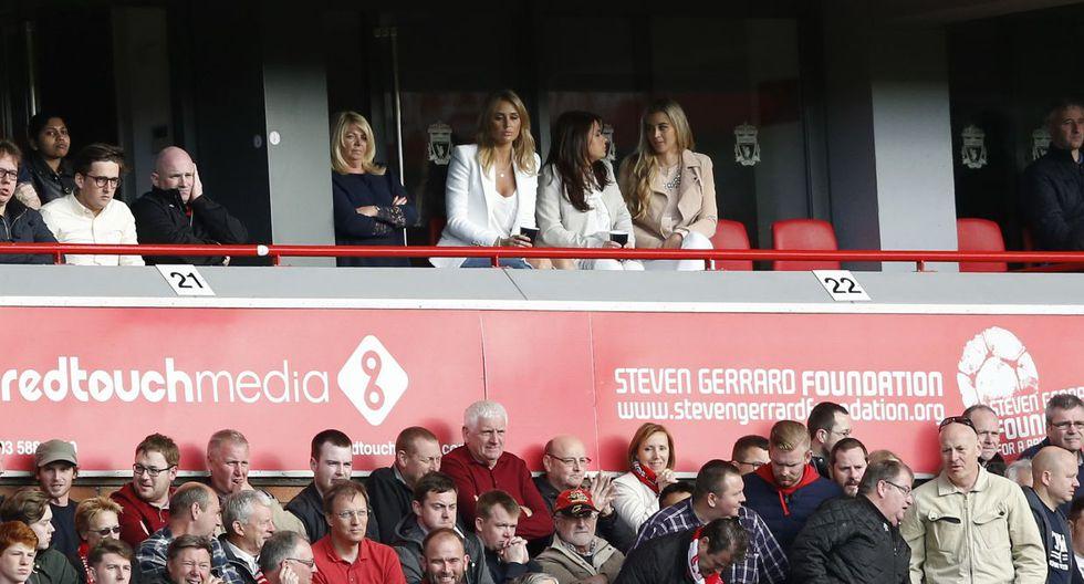 Steven Gerrard y su emotiva despedida del Anfield Road (FOTOS) - 14