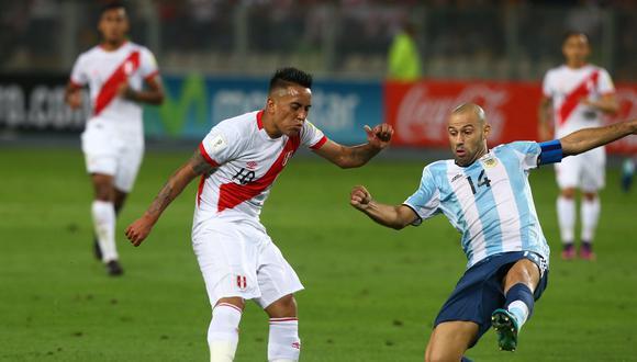 Perú visitará a Argentina el 5 de octubre en la Bombonera por las Eliminatorias Rusia 2018. (Foto: USI)