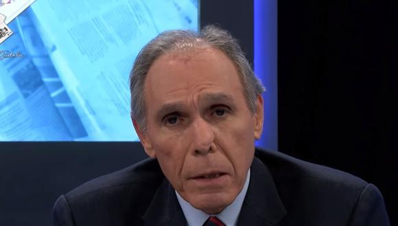 La elección de Gonzalo Ortiz de Zevallos Olaechea al Tribunal Constitucional había sido sometida a votación el 30 de setiembre del año pasado.