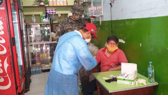 Cajamarca:  A las personas infectados no solo se les proveerá de medicamentos sino también de apoyo alimentario. (Foto: referencial).