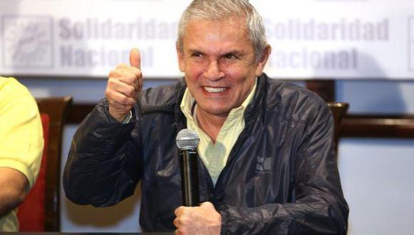 """Luis Castañeda Lossio: """"Sí, soy el rey del concreto"""""""