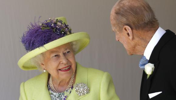 Coronavirus Reino Unido: Reina Isabel II y su esposo fueron vacunados contra  el covid-19 | MUNDO | EL COMERCIO PERÚ