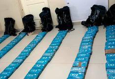 Piura: incautan más de 118 kilos de clorhidrato de cocaína durante operativo antidrogas