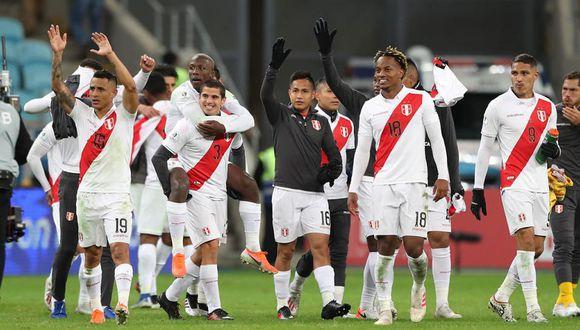 Selección peruana disputó el domingo 7 de julio del 2019 la final de la Copa América contra Brasil (Foto: AFP)