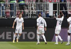 Real Madrid venció 3-1 al Barcelona en el Camp Nou con goles de Valverde, Ramos y Modric [FOTOS]