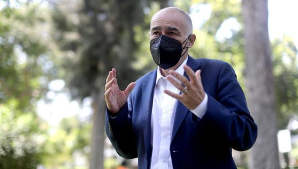 Ministro Gabriel Quijandría. (Foto: Lino Chipana/GEC)