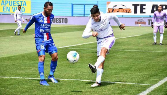 Carlos A. Mannucci pidió los tres puntos del partido contra Universitario de Deportes. (Foto: @Universitario)