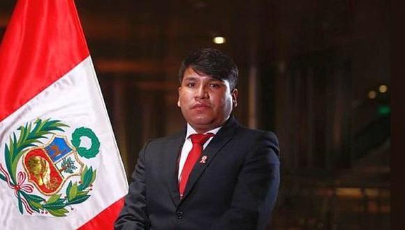 Yván Quispe Apaza, nuevo titular del Produce. (Foto: GEC)
