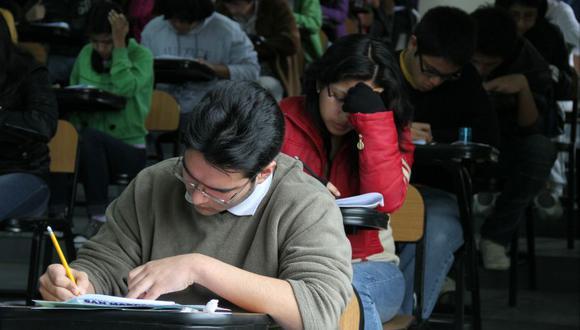 El examen de admisión para ingresar a la Universidad Nacional Mayor de San Marcos (UNMSM) se realizará el 17 y 18 de marzo del 2018. (Archivo)