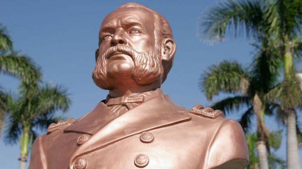 """Miguel Grau es conocido como el """"Caballero de los Mares"""". (Foto: Getty Images, via BBC Mundo)"""