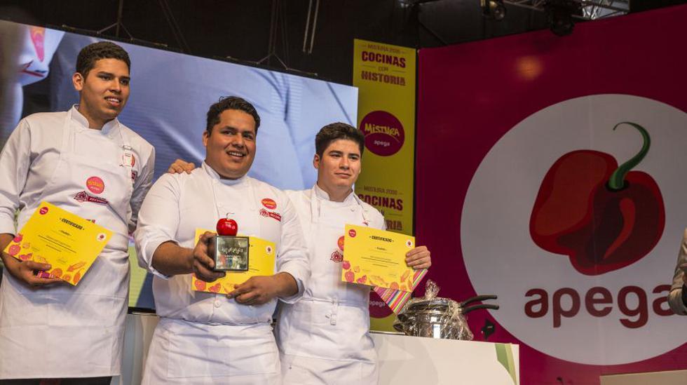 """Talento al descubierto: chef de Maido es mejor """"Joven Cocinero"""" - 5"""