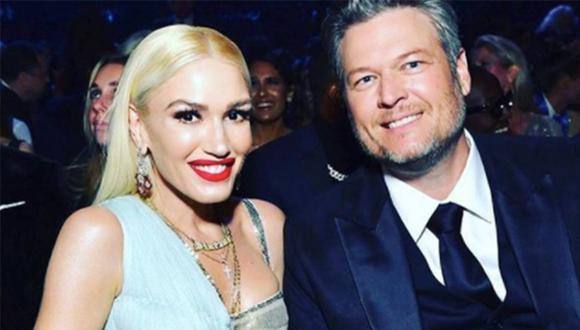 Gwen Stefani y Blake Shelton son una de las parejas más mediáticas del ámbito del espectáculo. (Foto: Instagram @gwenstefani)