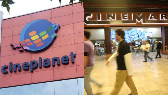 El Ejecutivo ha previsto que las cadenas de cine retomen sus operaciones a partir de la fase 4 de la reactivación económica. (Foto composición: GEC)