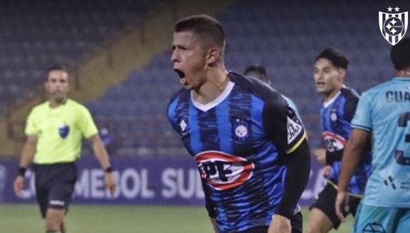 Huachipato vapuleó al Antofagasta y avanzó en la Copa Sudamericana
