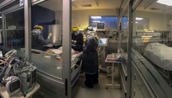 Coronavirus en Uruguay | Últimas noticias | Último minuto: reporte de infectados y muertos por COVID-19 hoy, domingo 25 de julio del 2021. (Foto: AFP / Pablo PORCIUNCULA).