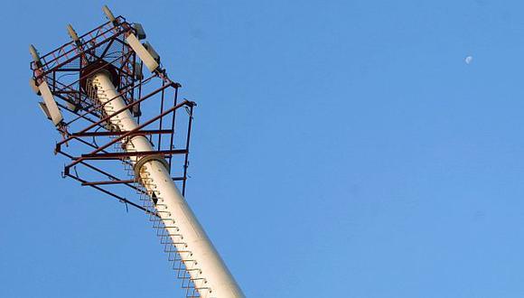 MTC asegura que antenas no superan 1% de radiación permitida