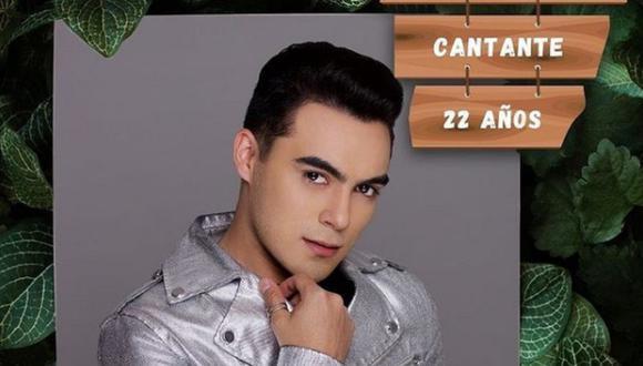 """El cantante Dennis Arana será parte de la nueva temporada de """"Survivor México"""" (Foto: TV Azteca)"""