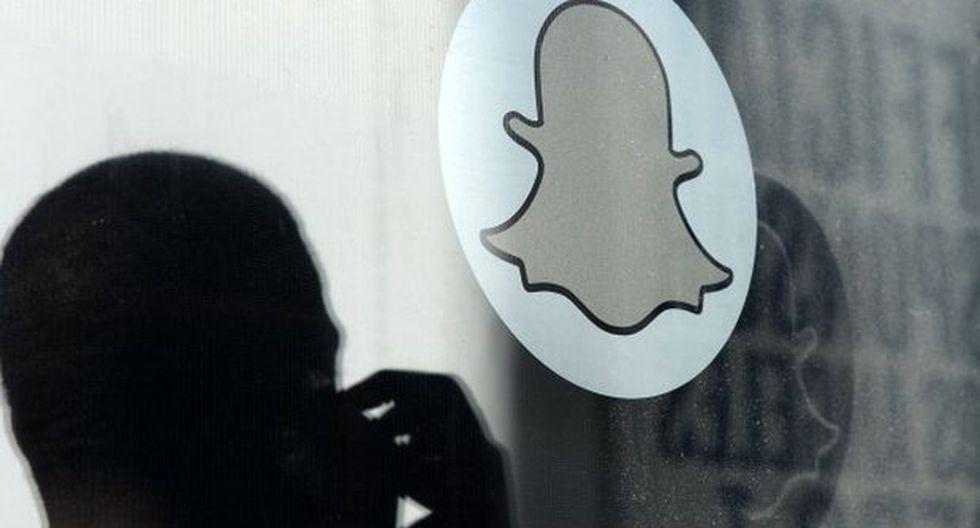 Snapchat incrementa su valorización en US$ 15.000 millones