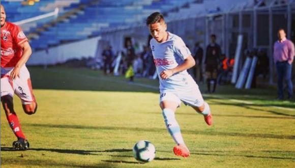 Alexander Lecaros integró las filas del Real Garcilaso desde el 2016. (Foto: Agencias)