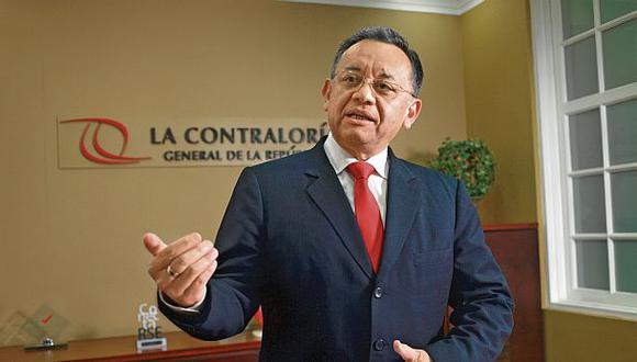 Las propuestas de Edgar Alarcón para la contraloría [INFORME]