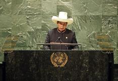 Pedro Castillo: ¿Qué discurso llevó a los foros y reuniones en México y Estados Unidos?