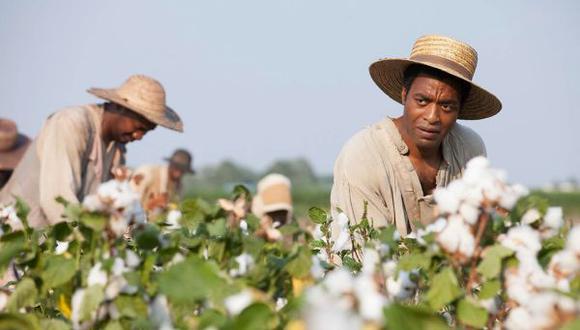 """La historia de """"12 años de esclavitud"""", la Mejor Película"""