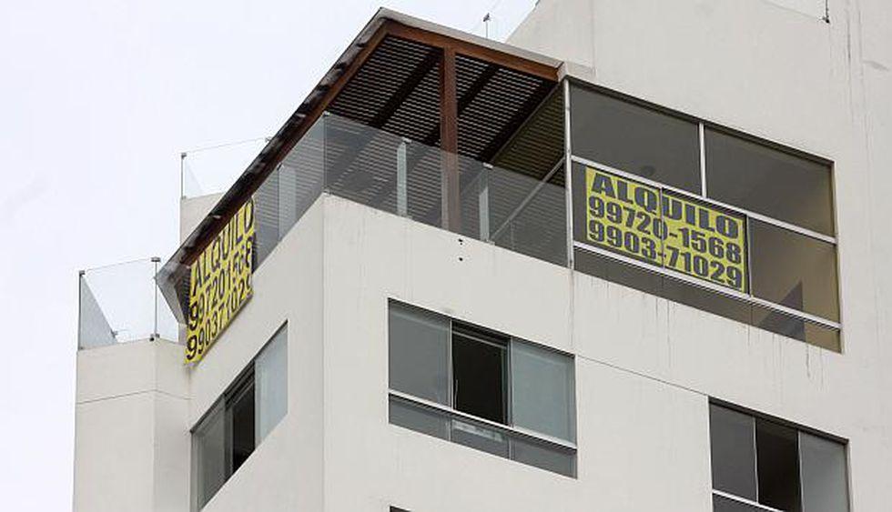 El desalojo notariales una medida trascendental para promover la oferta de alquiler de viviendas, dijo el ministro de Vivienda. (Foto: El Comercio)