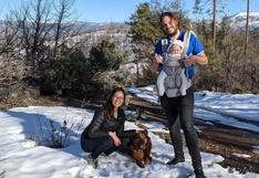 Dos meses después, revelan qué pasó con la familia que salió a caminar por una montaña y fue encontrada muerta