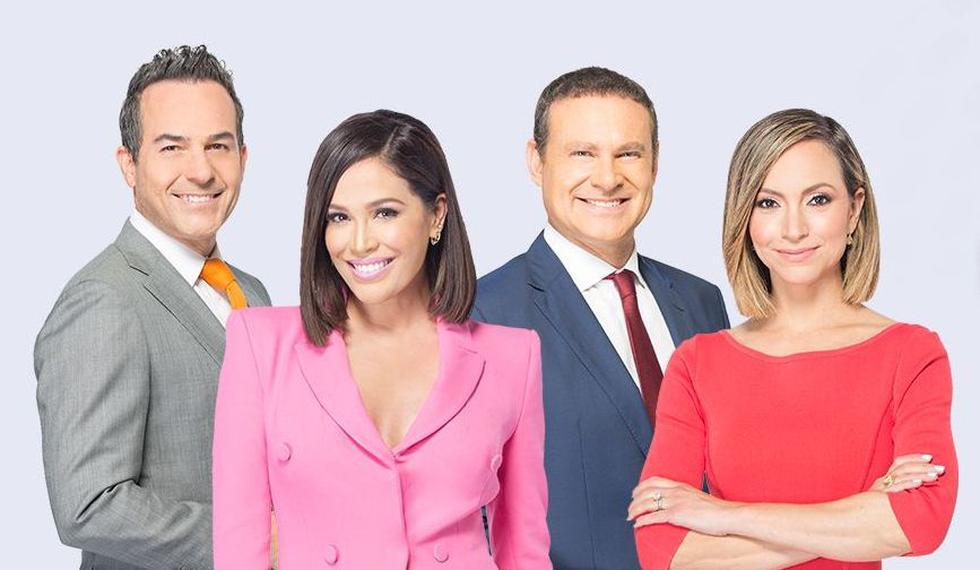 El programa de entretenimiento lleva más de 22 años al aire por la señal de Univisión. Su contenido es difundido con un estilo bastante ameno y ligero para el público. (Foto: Univision)