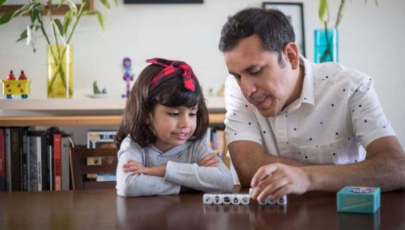 Un 64% de los padres de familia está satisfecho en cuanto a la relación con su familia, según la consultora. (Foto: Dadines Perú)