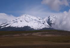 Ecuador: el agua y el cóndor andino convirtieron a Antisana en parque nacional