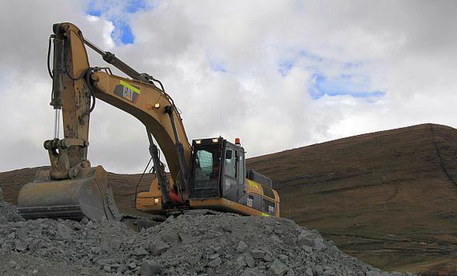 La caída del sector minería e hidrocarburos en diciembre se dio principalmente por la menor producción de metales. (Foto: GEC)