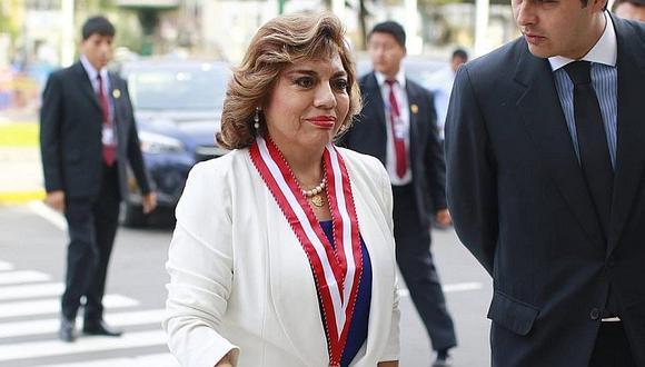 Zoraida Ávalos abrió investigación contra el expresidente Martín Vizcarra, por las dosis contra el Covid-19 de Sinopharm.